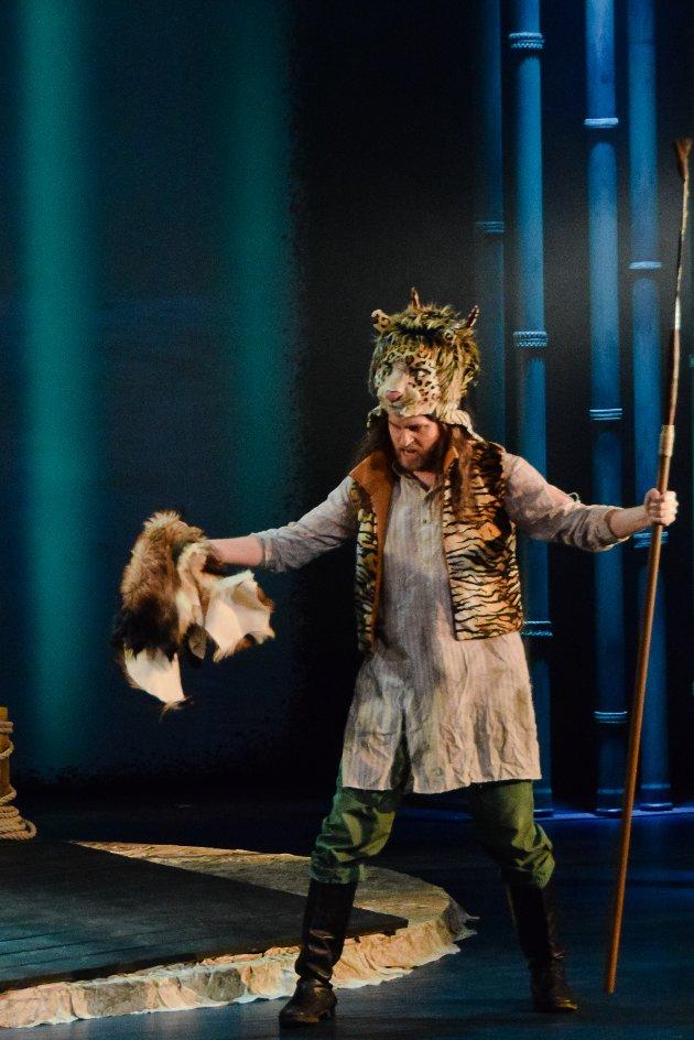 Tenor Jesper Säll spilte rollen som Nadir.
