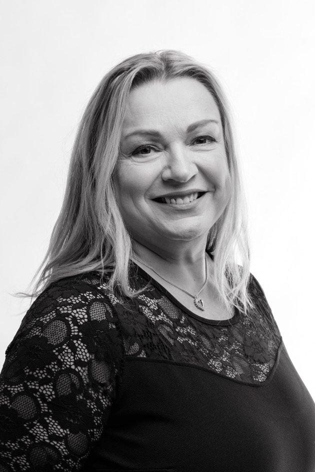 """NY BOK: Myriam H. Bjerkeli er ute med nytt bind i sin krimserie som handlingsmessig er lagt til Vestfold. Tittelen denne gang er """" Engelens fall"""""""