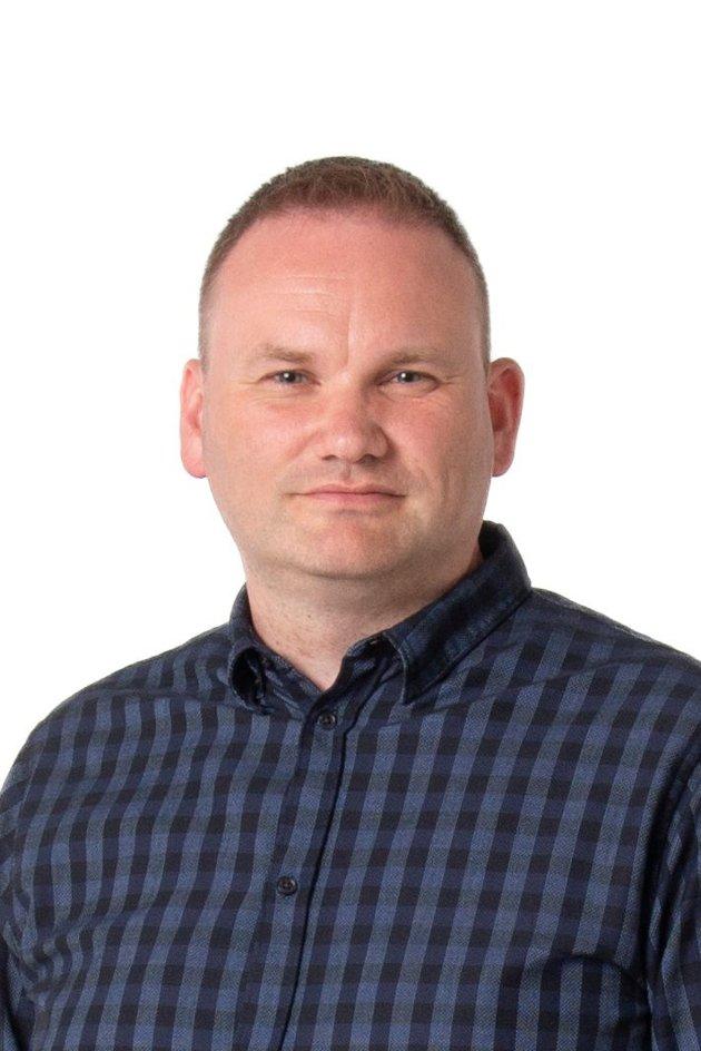 Arve Sletten, bystyrerepresentant Rødt Trondheim