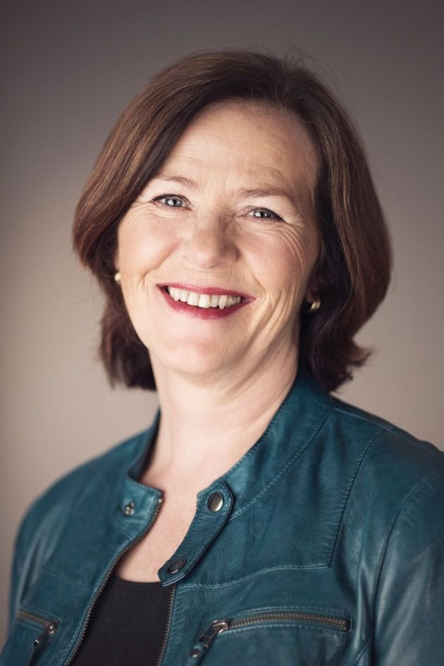 Regionleder Rita Lekang i LO Nordland