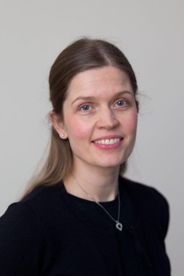 Christine Klippenvåg Nordgård, sjettekandidat til Stortinget for Nordland Høyre