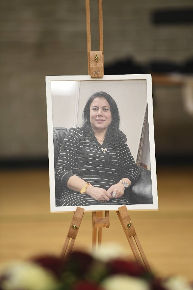 Malak Houro (41) minnes av venner som en utadvendt dame, som alltid hadde et smil på lur.
