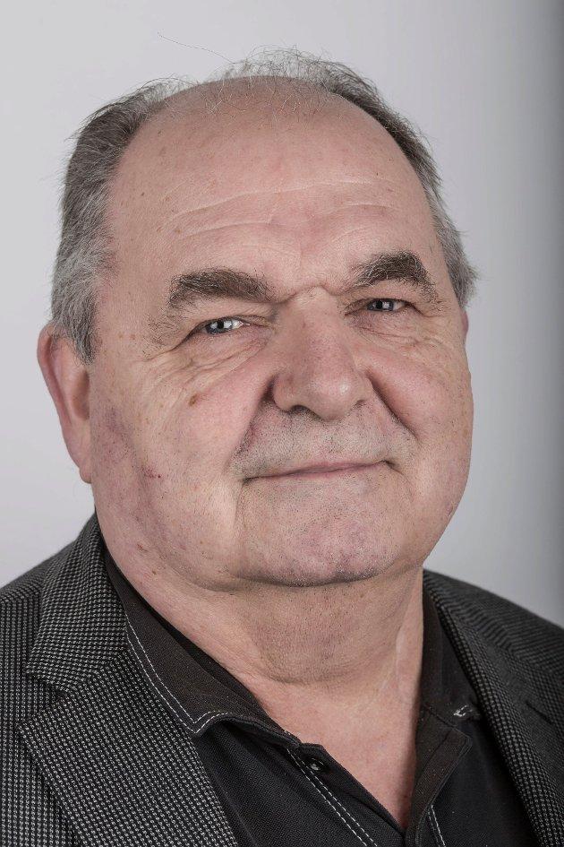 Knut Magnussen har skrive leiaren i Firda.