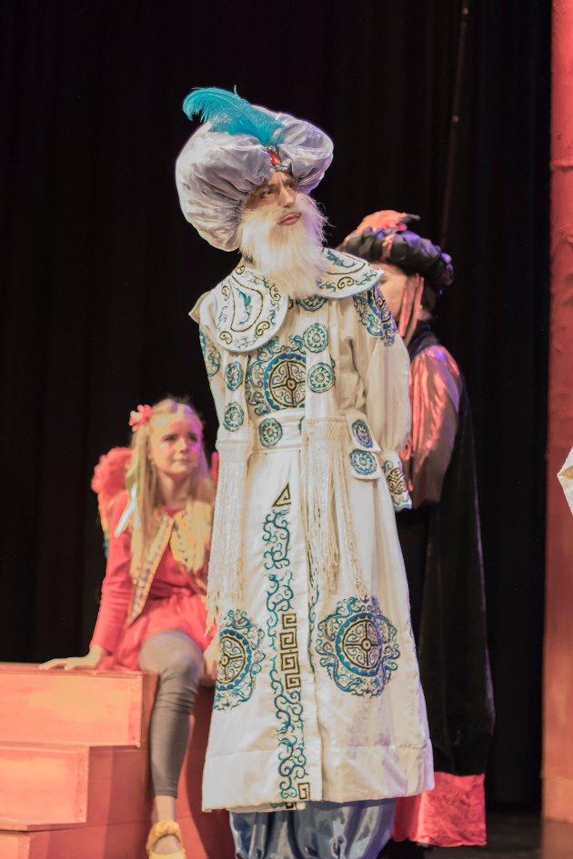 Vindeleka Barne- og Ungdomsteater Aladdin