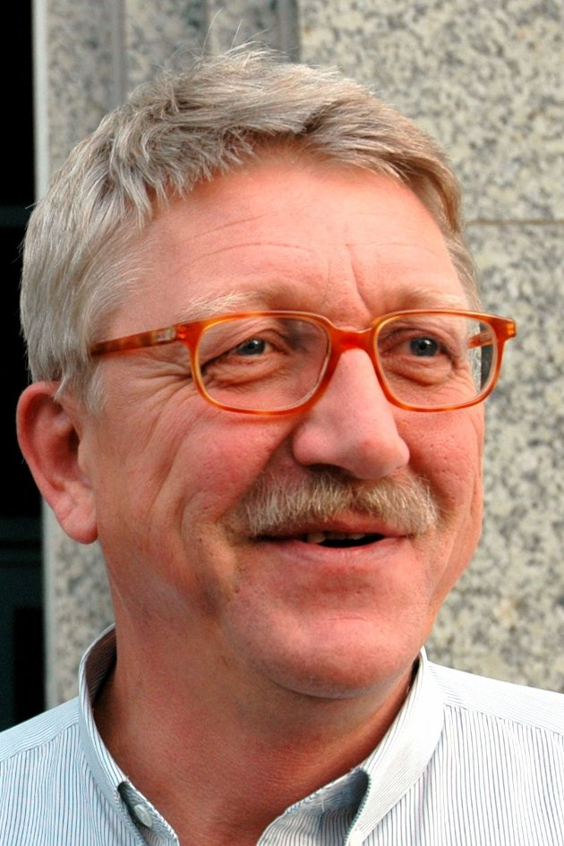 Lillehamering på LO-kontoret i BRussel: Knut Arne SAnden *** Local Caption *** Knut Arne Sanden fra Lillehammer har vært LO-pamp i Brussel i snart 15 år.