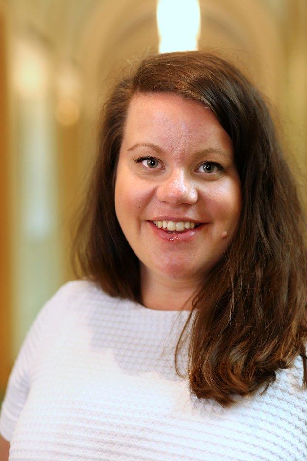 Stine Renate Håheim