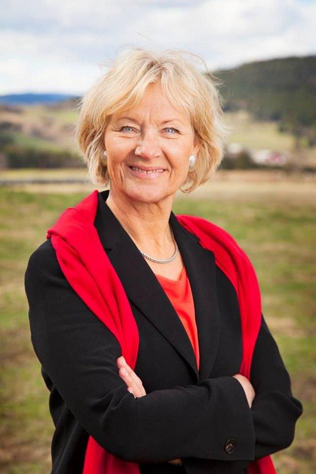Thorsen Randi Eek, ordførerkandidat Gran Arbeiderparti, Gran