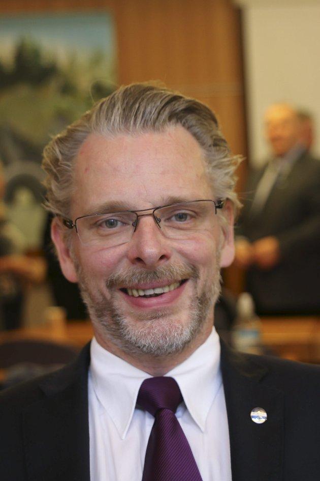 Gard Folkvord: «Det norske Arbeidarparti har ein politisk samfunnskontrakt med våre gamle», skriv han.