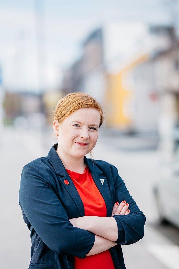 Universelle ordninger gjør at alle blir inkludert og Vefsn skal være et inkluderende sted å bo mener ordførerkandidat for Vefsn SV, Åshild Pettersen.