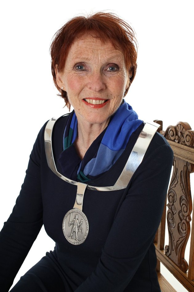 Ordfører Kari Anne Sand