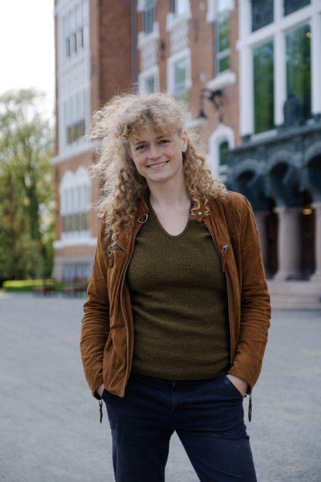 Margit Fausko, 1. kandidat for Miljøpartiet De Grønne Buskerud