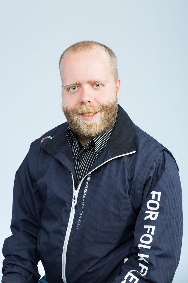 Morten Aleksander Haugerøy
