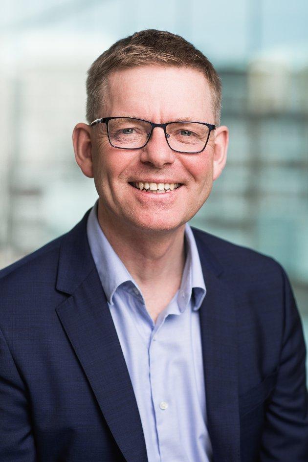 Jon Kristiansen, Regiondirektør NHO Innlandet