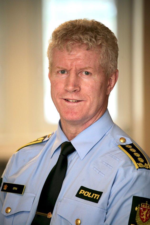 Morten Ørn, Vest politidistrikt