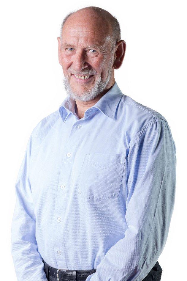 Bjørn Hoelseth stiller som kandidat for valgperioden 2019-2023