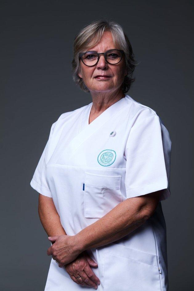 Fylkesleder Randi Askjer ber om at sykepleiermangelen tas på alvor nå!