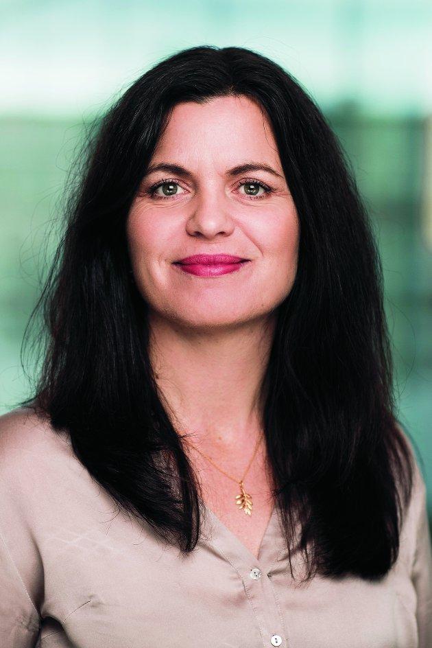 Regiondirektør Nina Solli i NHO Viken Oslo