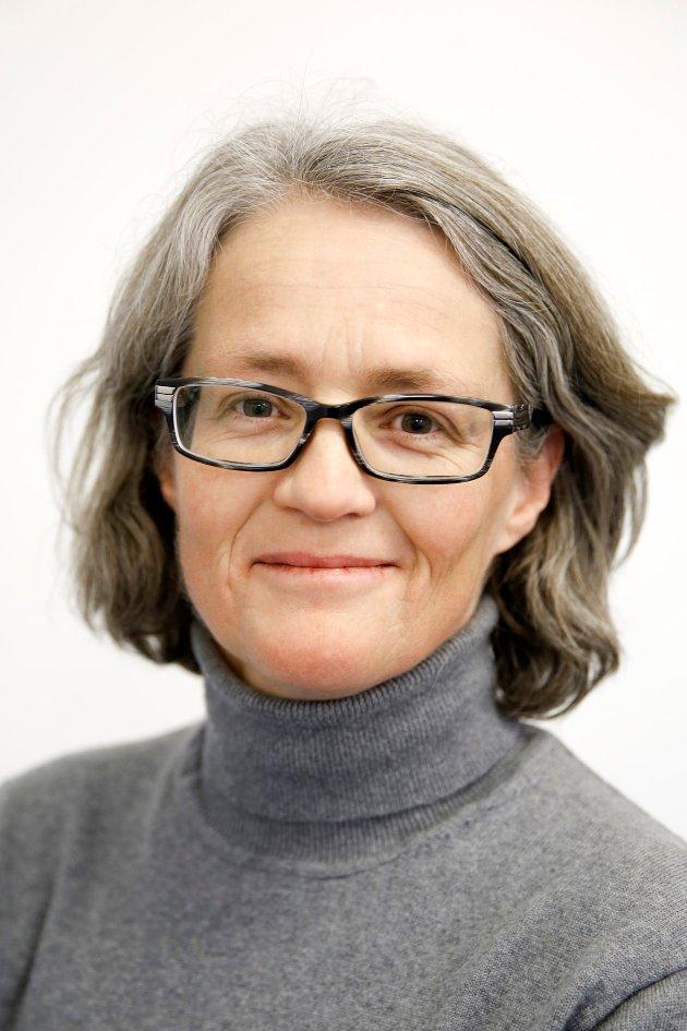 PSYKISK HELSE: Cathrine Th. Paulsen, redaktør i magasinet Psykisk helse.