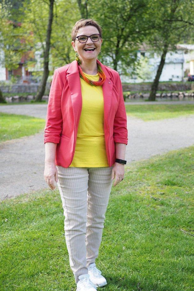 Trude Brosvik er personleg og ideologisk om kvifor ho ivrar for KrF