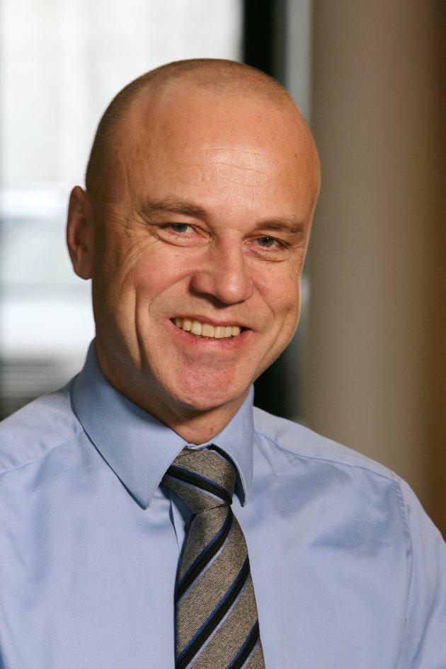 Erik Espeset konsernsjef