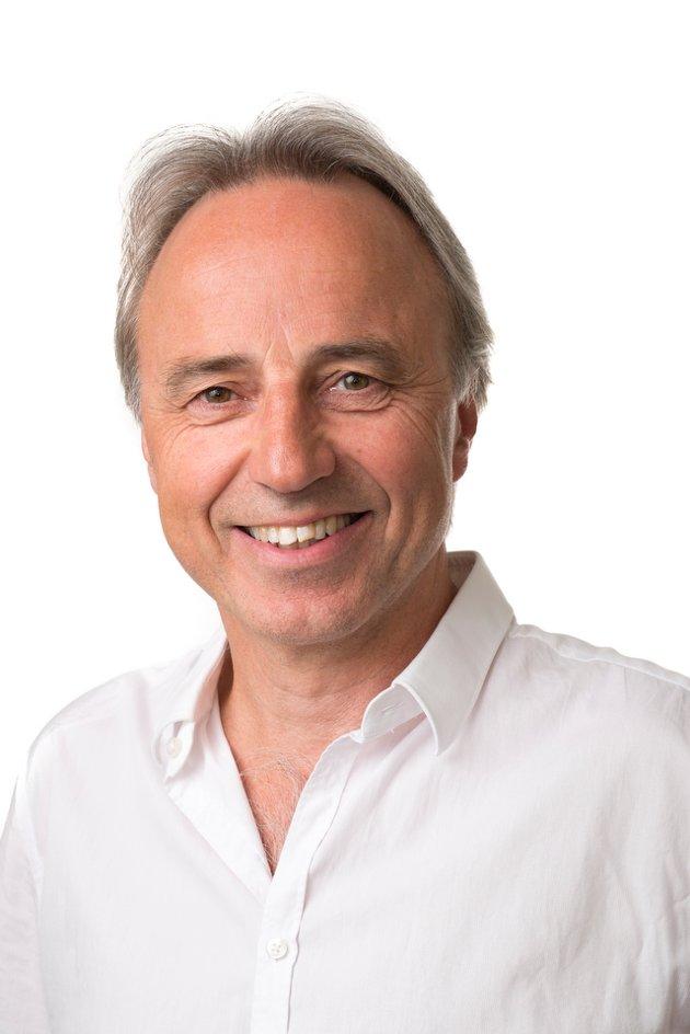 Sunndalingen Per-Helge Malvik er styreleder i Møre og Romsdal Kunstsenter.