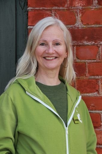 Benedicte Lund (MDG) mener at Lan Marie Berg har fått uforholdsmessig mye kritikk.