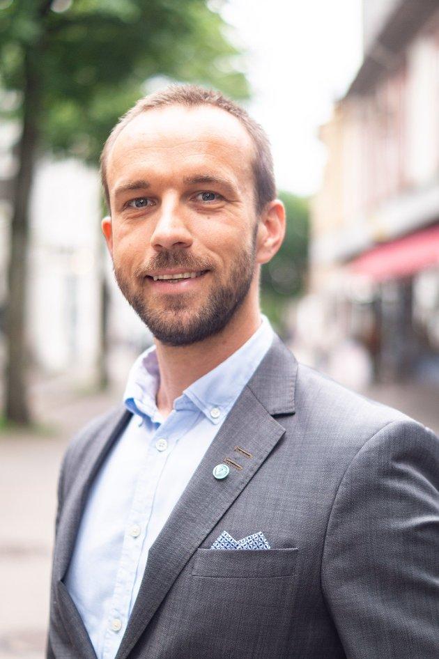 Christoffer Strømberg