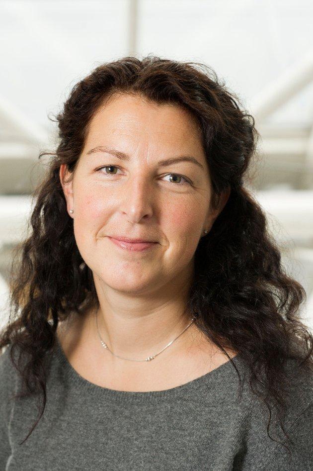 - Ta kontakt med oss i Bane NOR, så får du korrekt informasjon, oppfordrer prosjektsjef Hanne Sophie Solhaug i Bane NOR.