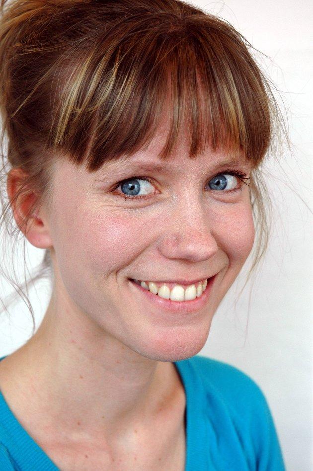Grete Vandvik,  Redd Barnas rådgiver på barns rett til å bli hørt