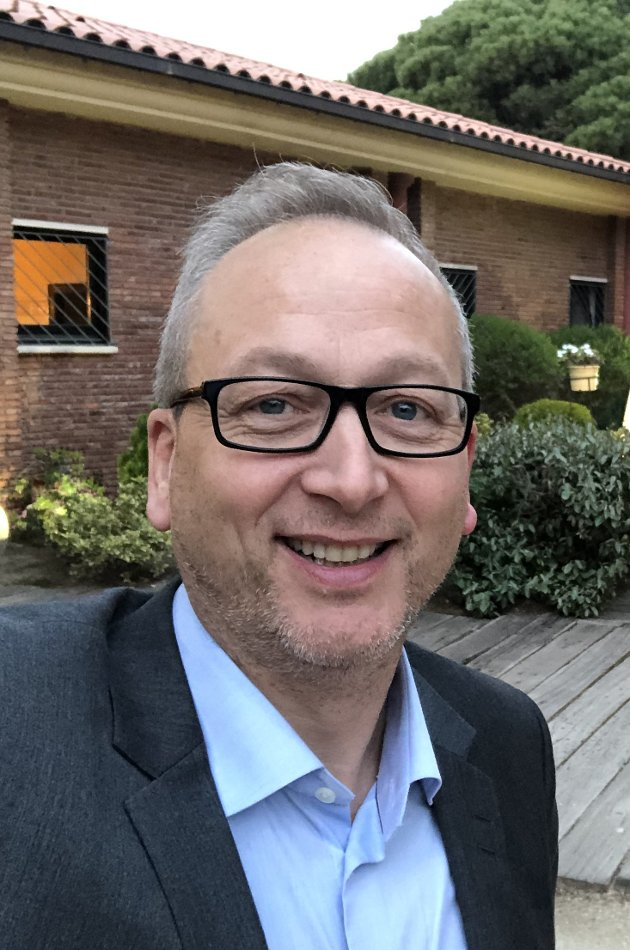 Terje Bartholsen, ordfører, Evenes kommune