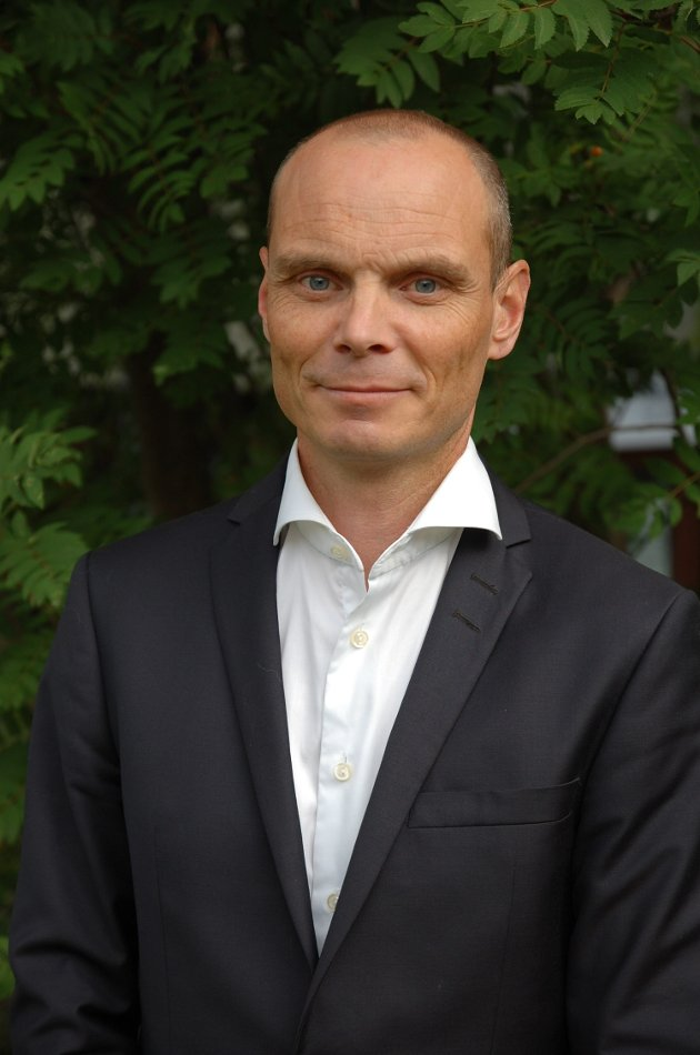 Toralf Heimdal, 3. kandidat Troms Senterparti