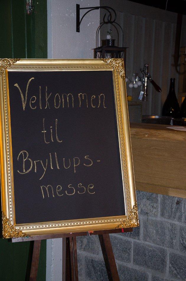 Bryllupsmesse på Østgaard