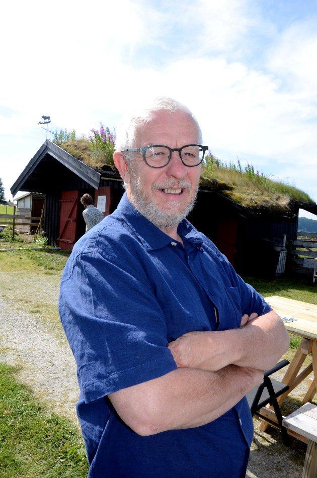 OLJEN: – Det burde nå være umulig å hevde at man tar klimaansvar når Norges framtid som oljenasjon ikke blir nevnt, skriver Bjørn Kristiansen (Rødt).