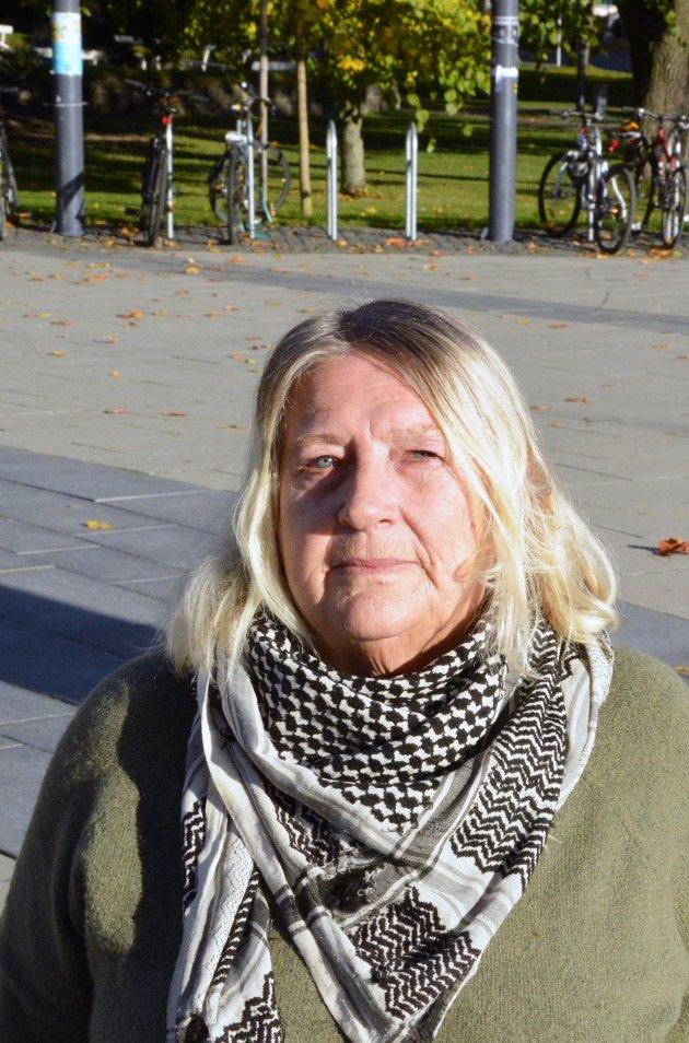 Jorunn Pedersen