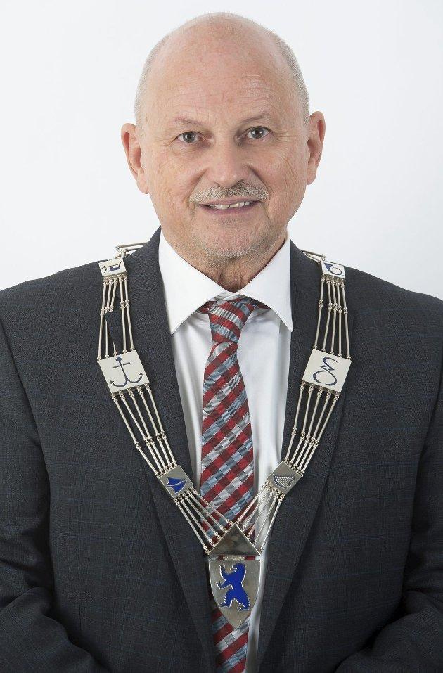 Fylkesordfører: Roger Ryberg