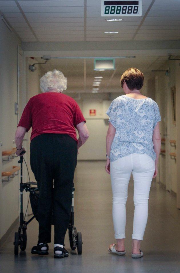 FOR ALLE: Gode og likeverdige helse- og omsorgstjenester skal er noe alle skal ha tilgang til, skriver gruppeleder i Moss AP, Shakeel Rehman i dette debattinnlegget. Bildet er et illustrasjonsfoto.