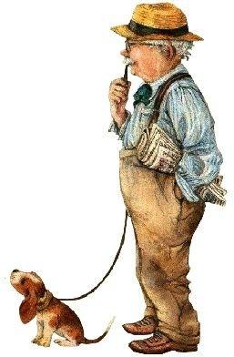 «Den gamle mannen og hunden»