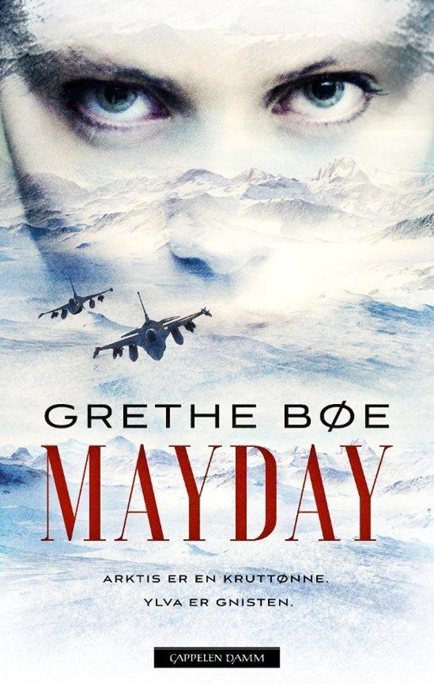 """Grethe Bøe - """"Mayday"""" - Cappelen Damm"""