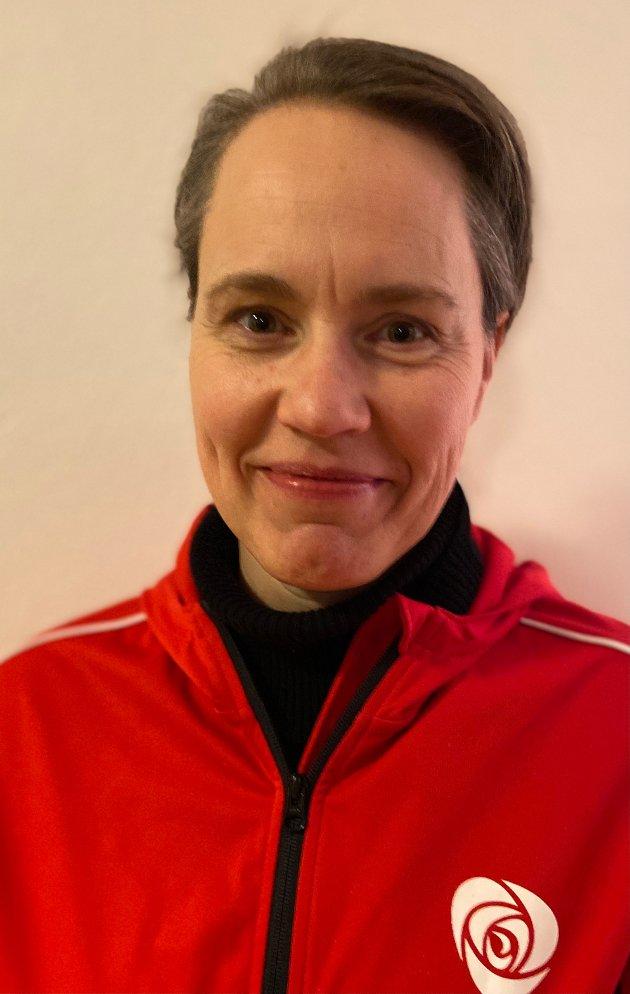 Andrine Solli Oppegaard, gruppeleder Sømna Arbeiderparti