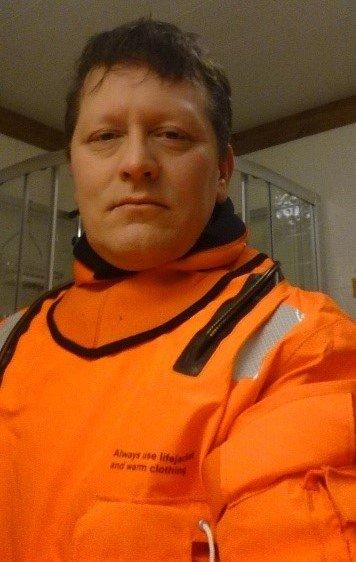 Tor Mikkola (Sp), varaordfører Nordkapp kommune.