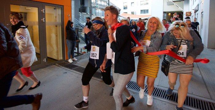 87f76f1e Her går starten på Tromsøs sprøeste løp