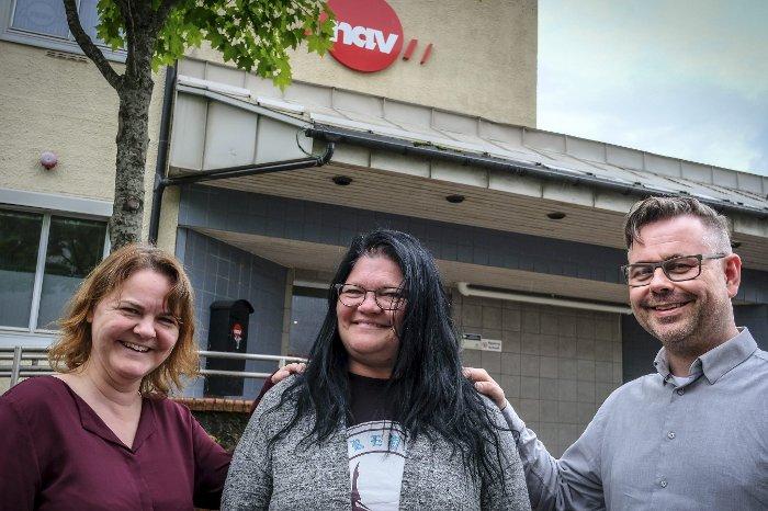 bc722c63 I voksen alder fikk Vanja (48) ADHD-diagnosen. Nå lykkes hun og familien  med Nav i ryggen: – Livet vårt har gått fra svart-hvitt til farger