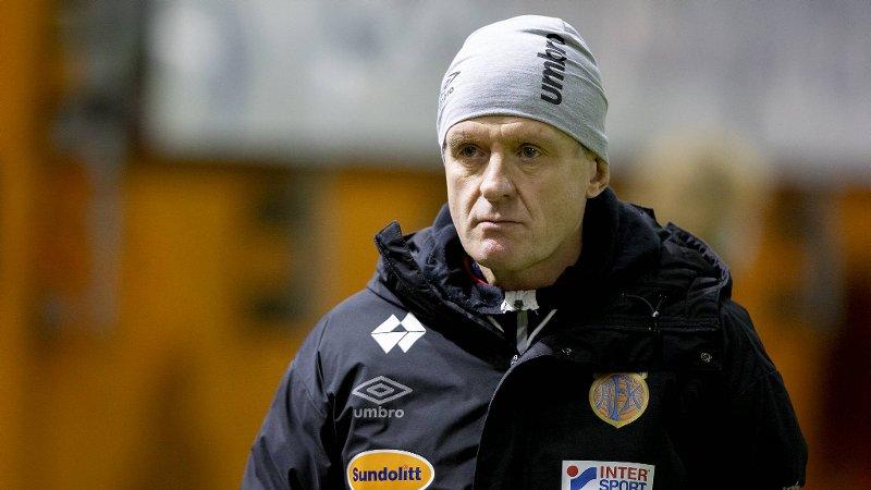 Lars Arne Nilsen vender tilbake til Stadion som Aalesund-trener på lørdag.