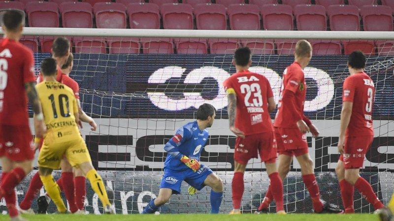Håkon Opdal ser Bodø/Glimt gå opp i 2-0 i Branns 3-1-tap mot serielederen.