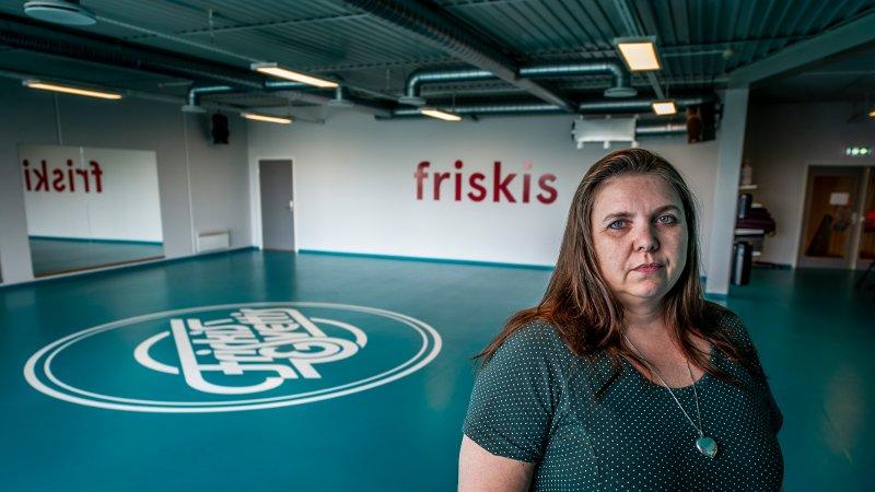 Mona Tøpfer, styreleder i Friskis&Svettis