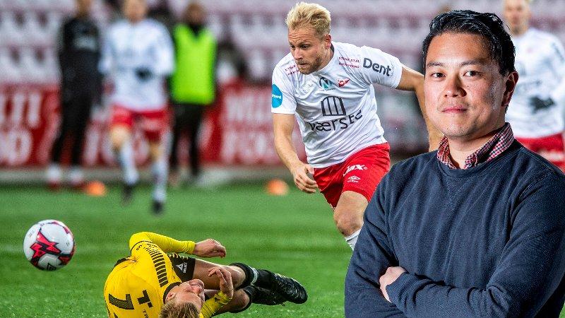 FFK-ASker 1-0 Anas Farah