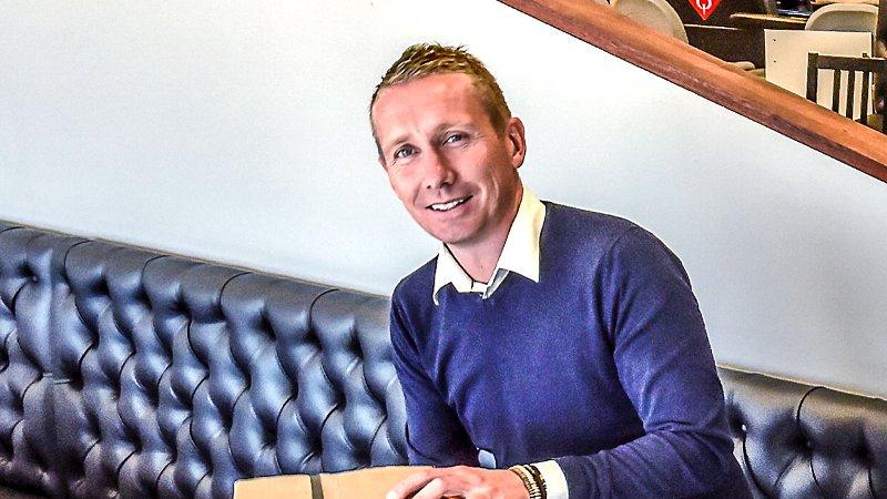 Rune Skandsen, daglig leder Lucky Bowling