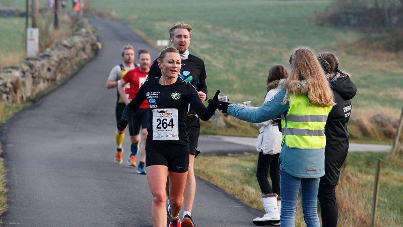 Karmøy 1711 2018 Karmøy maraton : Ann Kristin Mosborn HIL