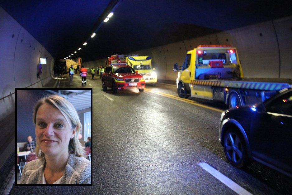 Oslofjordtunnelen: Ber statsråden om strakstiltak etter dødsulykken
