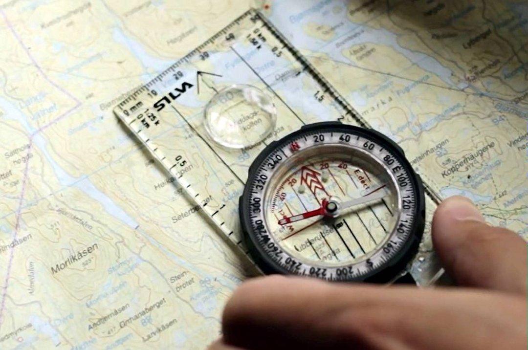 kart og kompass iFinnmark   Har du glemt hvordan du bruker kart og kompass?